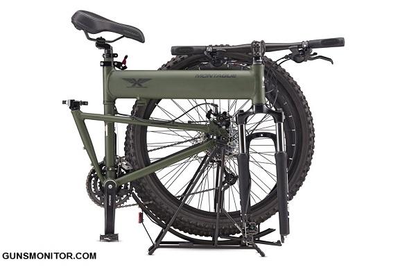 دوچرخه های نظامی مونتاگ (+عکس)