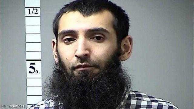 شناسایی هویت عامل حمله منهتن نیویورک (عکس)