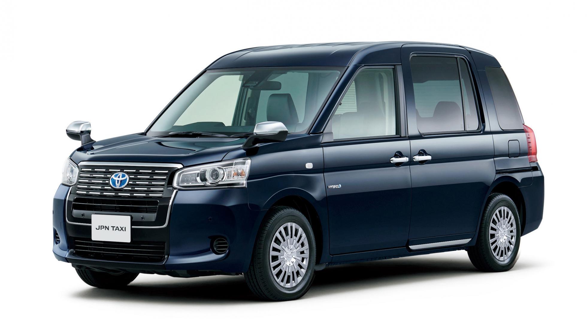 گذار سنت به مدرنیته در تاکسیهای ژاپنی