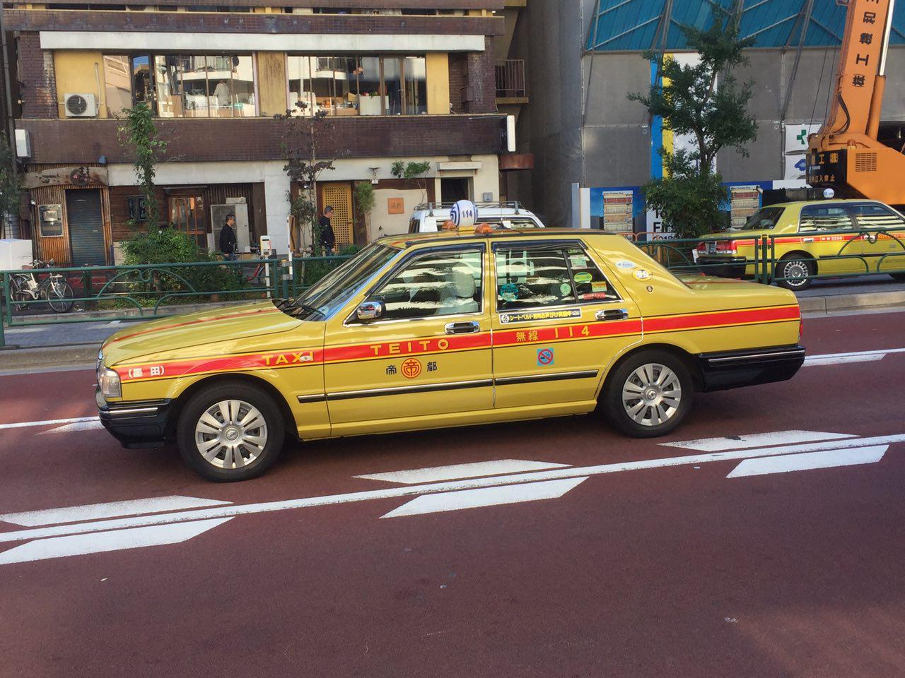همه چیز در باره تاکسی های ژاپن /گذار سنت به مدرنیته (+عکس)
