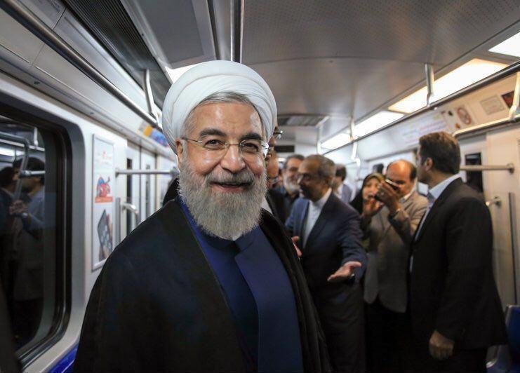 آقای روحانی، شرایط عادی شده است، مواظب باشید