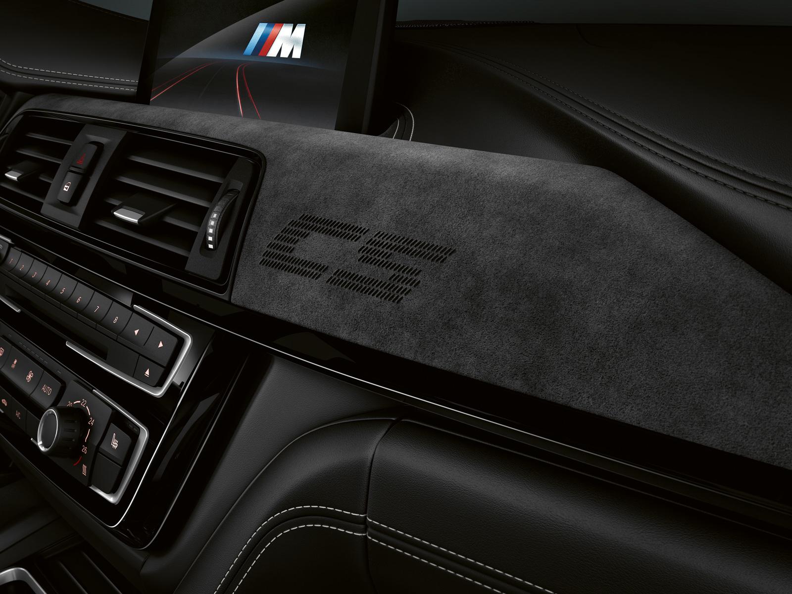 بامو M3 CS: سبک، سریع و پرشتابترین خودروی سری 3