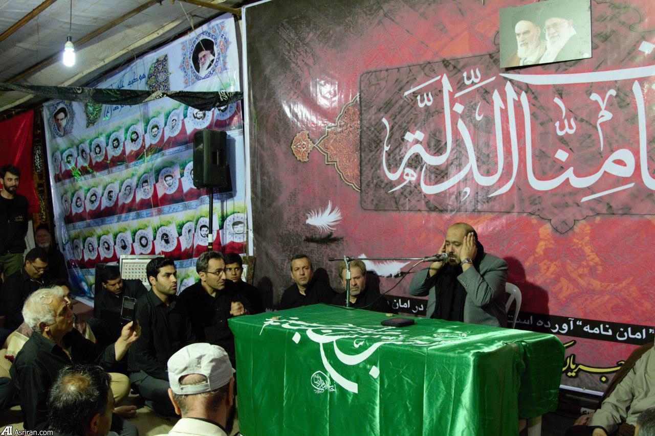 برگزاری مراسم یادواره شهدای وزارت خارجه ایران در کربلا (+عکس)