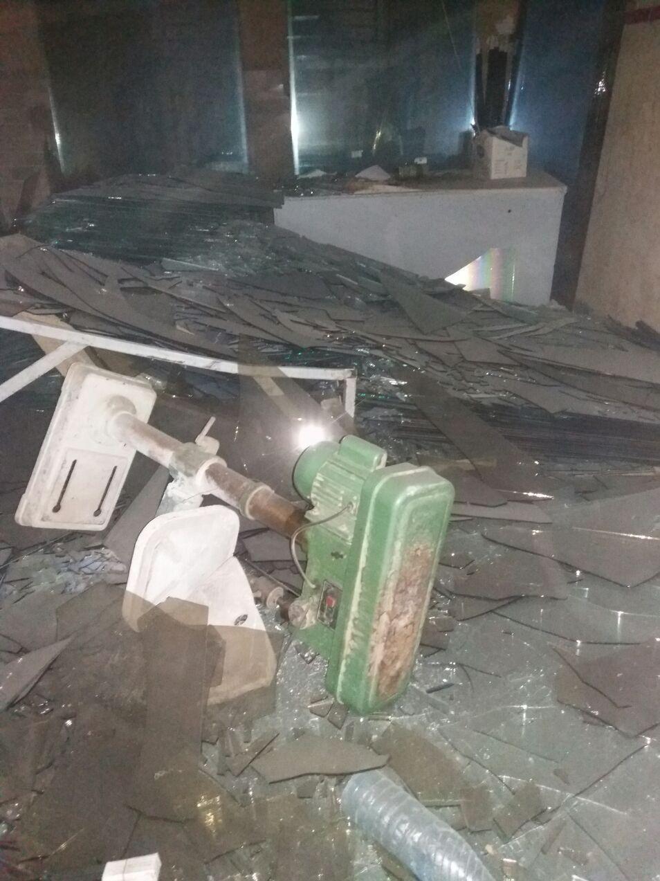 رومشگان فیلم خسارت زلزله در استان لرستان (+عکس)