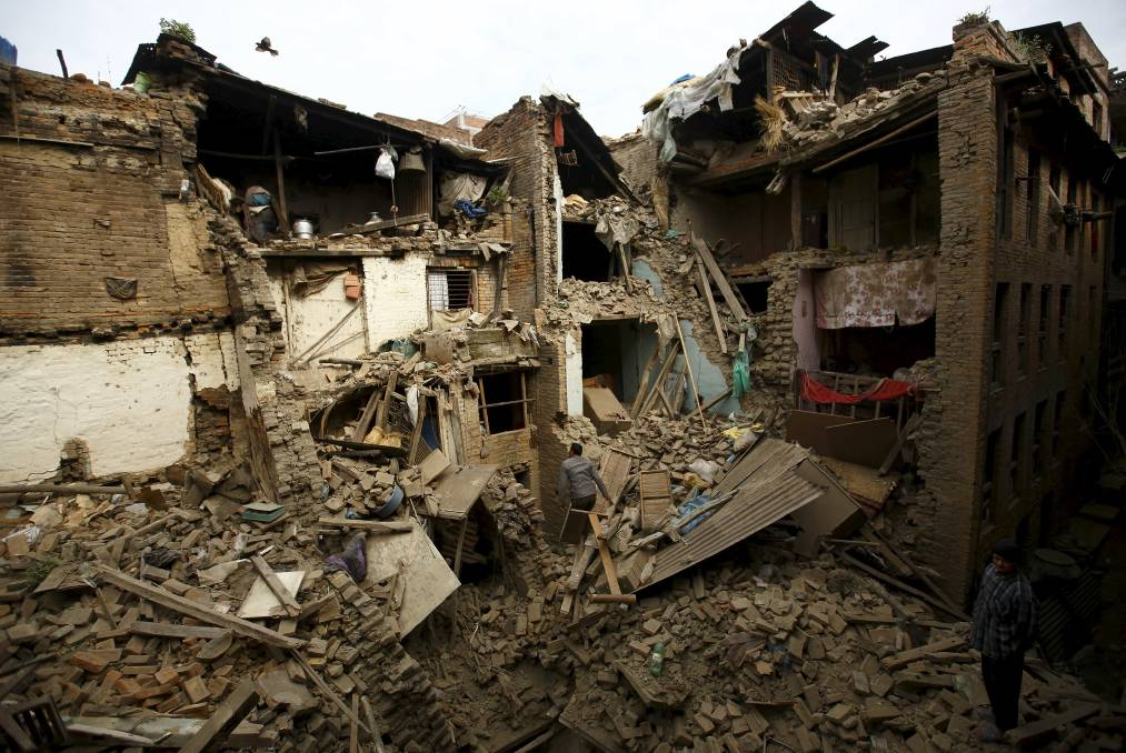 زلزله و داستان فكر كردن مسئولان ايراني