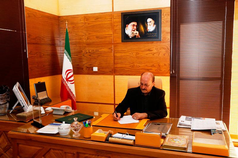 شهردار بویین زهرا قزوین منصوب شد