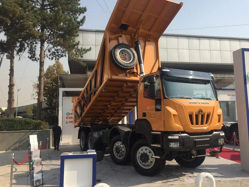غول کامیون های آفرود به ایران آمد (+عکس)