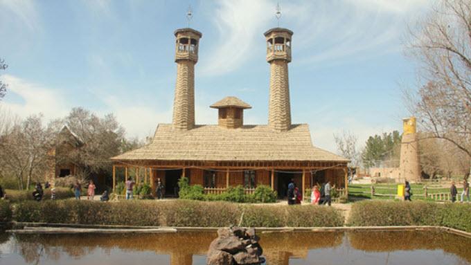 اولین مسجد ضد زلزله جهان در ایران (+عکس)