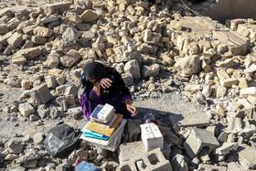 جان باختن 21 دانش آموز و 2 فرهنگی در زلزله