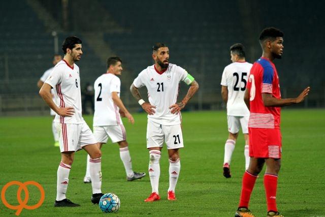 برنامه ویژه کی روش برای صعود در جام جهانی