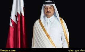 پیام تسلیت امیر قطر به روحانی