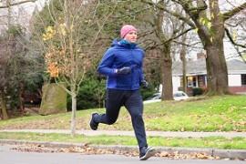 دلایلی بر دویدن در هوای سرد!
