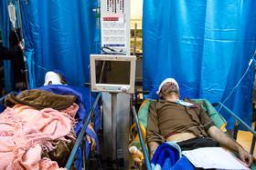 مصدومان زلزله کرمانشاه به 9388 تن رسید