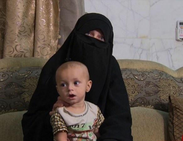 حبس بیش از هزار عروس داعشی در زندانهای امنیتی (+عکس)
