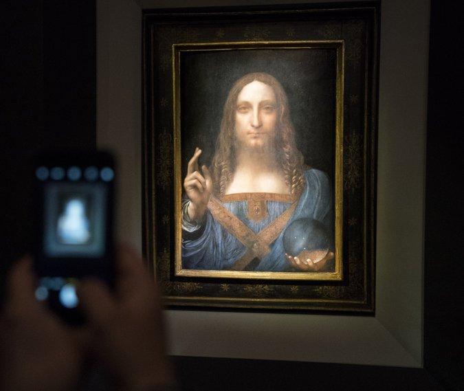 فروش گران ترین تابلوی نقاشی جهان به قیمت 450 میلیون دلار (+عکس)