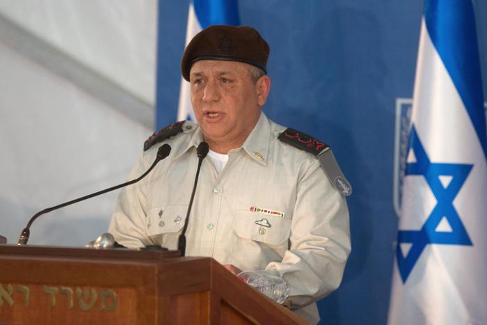 رییس ستاد ارتش اسراییل: همکاری تل آویو – ریاض برای مقابله با ایران