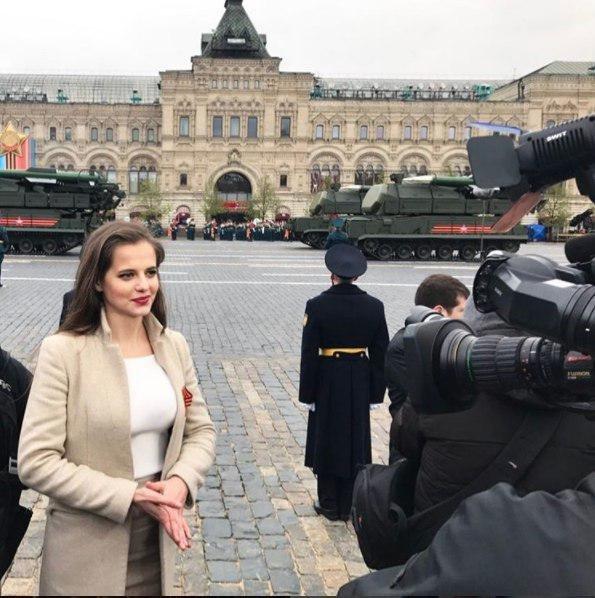 خانم 26 ساله، سخنگوی وزارت دفاع روسیه شد (+عکس)