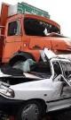 آمار تلفات جادهای: در جهان ۲۵ میلیون نفر، در ایران روزانه ۴۳ نفر