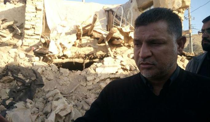 سوپرمنهای شهر زلزله زده
