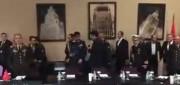 آغاز مذاکرات روسای ستادکل نيروهای مسلح ايران ، روسيه و ترکيه (فیلم)