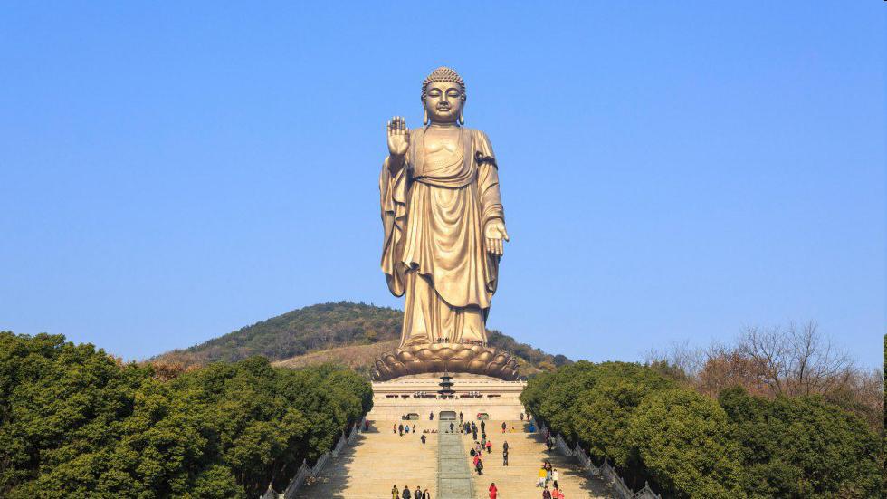 بزرگترین مجسمه جهان (+عکس)