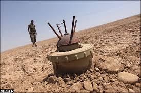 قطع پای یک جوان در انفجار مین در غرب ایران