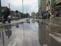 اهواز باران آمد / 105 نفر به بیمارستان رفتند