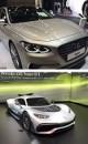 نمایشگاه خودرو دوبی2017 / از لامبورگینی، لینکلن و مک لارن تا بنز و رولز رویس (عکس)
