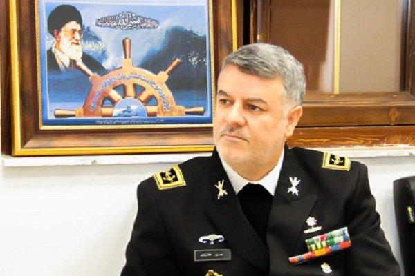 فرمانده نیروی دریایی ارتش: کشتی های جنگی ایران در نیمه اول سال آینده به نزدیکی سواحل آمریکا می روند