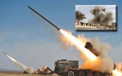 اولین شلیک موشک از یمن علیه امارات