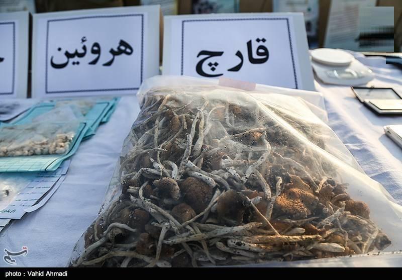 مواد مخدر جدید در ایران (عکس)