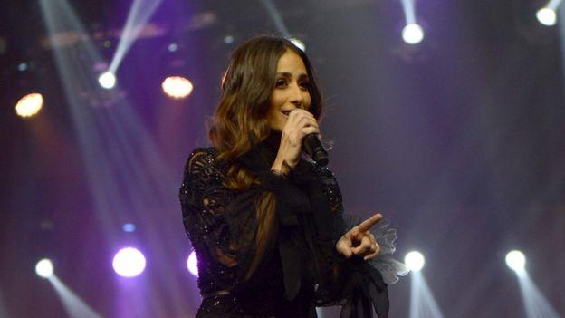 برگزاری اولین کنسرت یک خواننده زن در ریاض