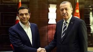 جنگ لفظی مقام های ترک و یونانی در سفر اردوغان به آتن
