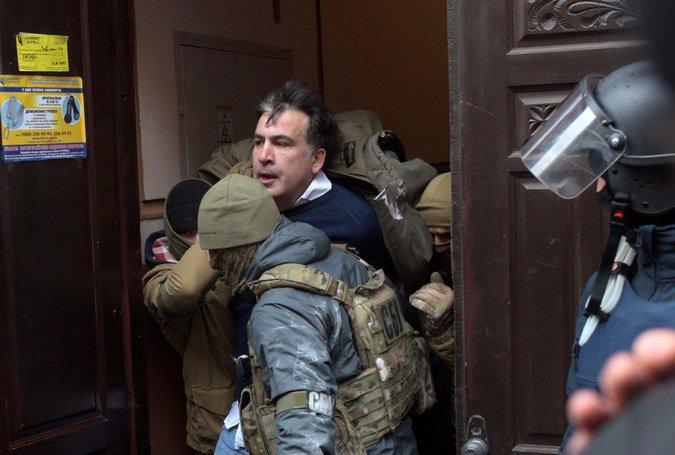 دردسرآفرینی رییس جمهور سابق گرجستان برای اوکراین
