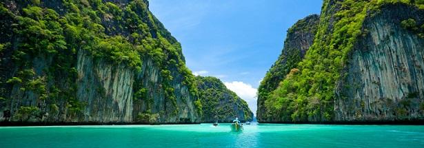 تایلند؛ سرزمین خورشید تابان و دریای آٰرام