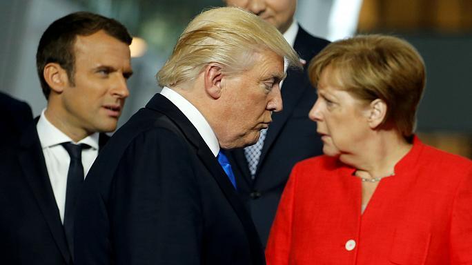 تیشه ترامپ بر پیکر آمریکا