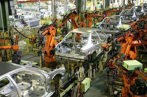 آمار تولید خودروسازان خصوصی در هشت ماه امسال