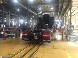 در نمایشگاه خودرو تهران: سایپادیزل از قوی ترین کامیون ایران رونمایی می کند