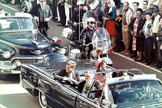 لیموزین جان اف کندی در موزه فورد (+عکس)