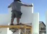 ساخت خانه های ضدزلزله در کمتر از 24ساعت توسط دانشمند ایرانی (فیلم)