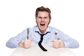 شرایط بدن در زمان بدخلقی ناشی از گرسنگی
