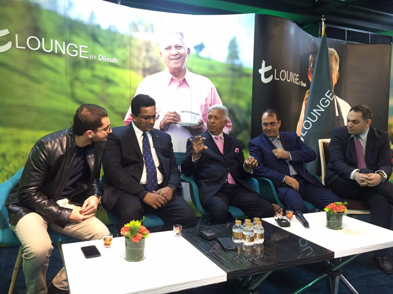 حضور یکی از مشهورترین تستر های چای دنیا در ایران (+عکس)