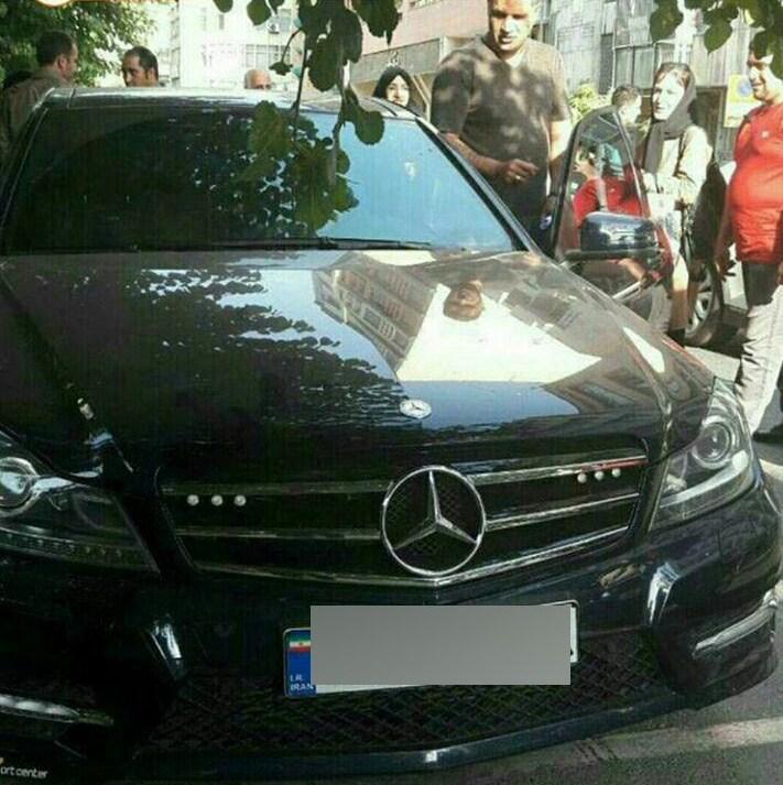 اتومبیل جدید علی دایی (عکس)