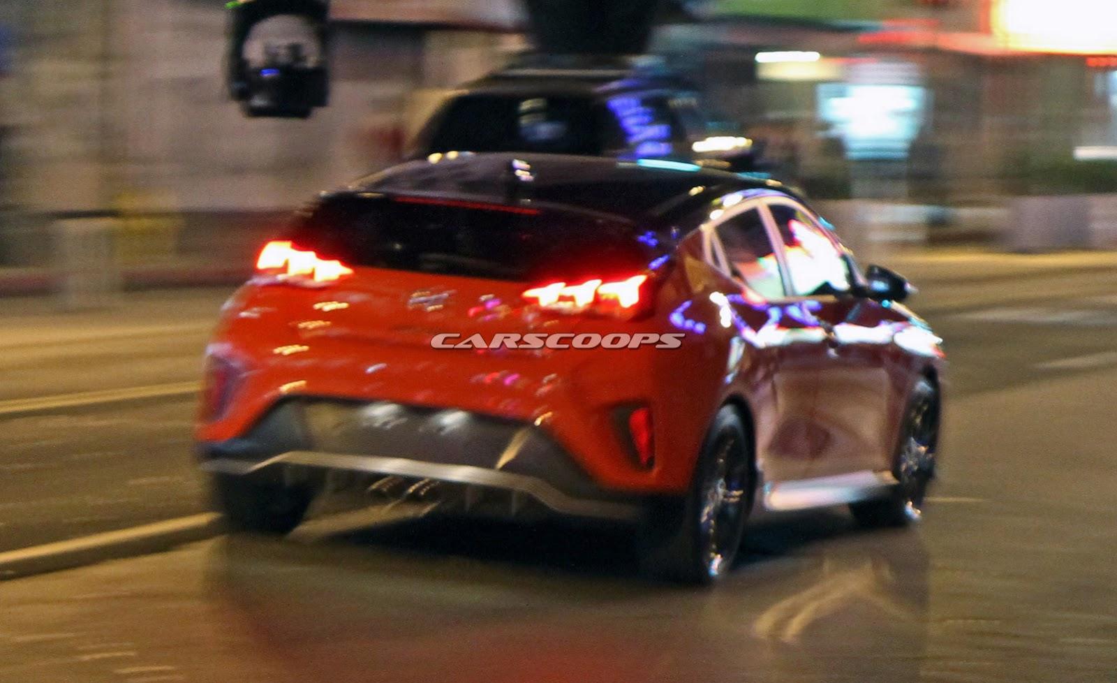 رونمایی از هوندایی ولستر 2019 در نمایشگاه خودرویی دیترویت