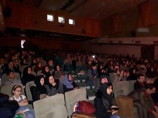 برگزاری نخستین کنسرت کتاب کشور در سبزوار