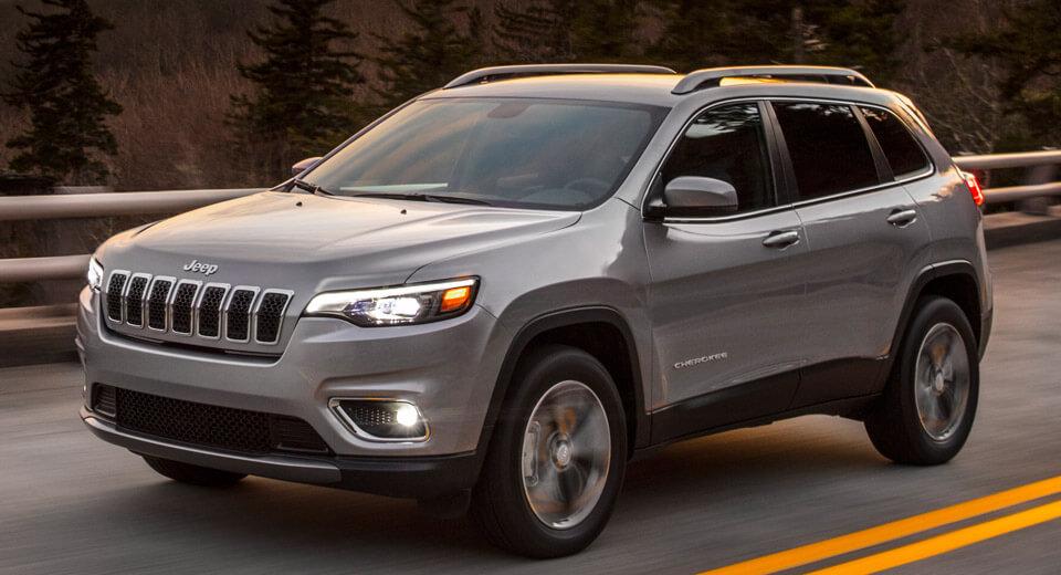چروکی 2019 به نمایشگاه خودرویی دیترویت میرود