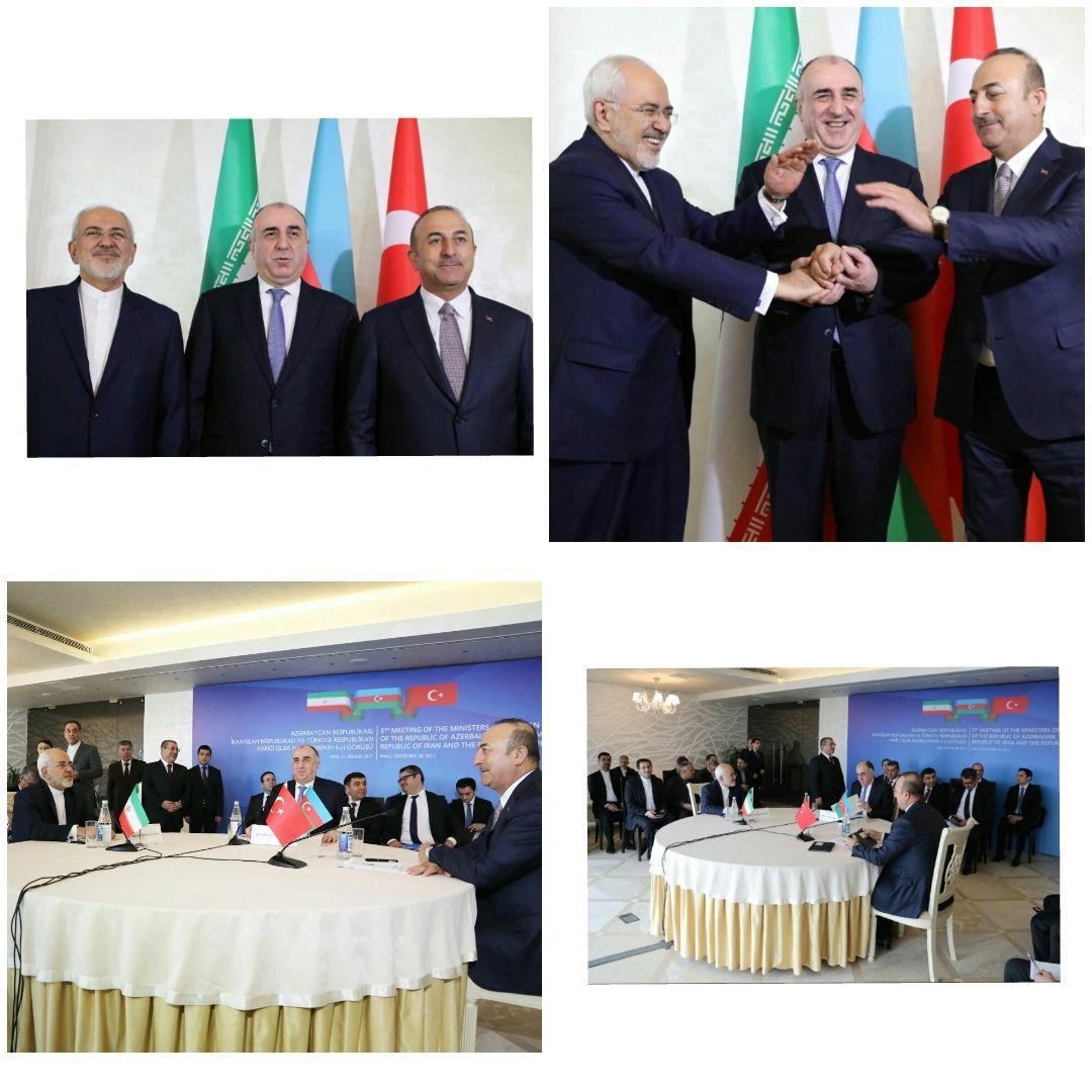 اجلاس باکو آغاز شد (عکس)