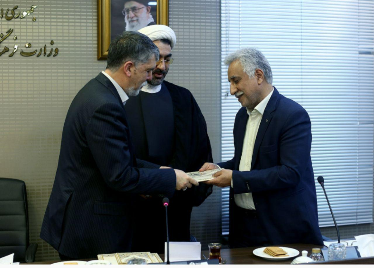 مدیرکل دفتر مدیریت عملکرد وزارت ارشاد منصوب شد