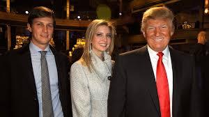 نشریه آمریکایی: ترامپ از دختر و دامادش خواسته است که کاخ سفید را ترک کنند