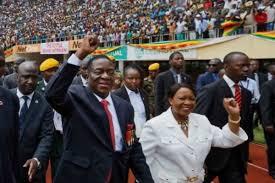 زیمبابوه: جانشین موگابه، سوگند یاد کرد